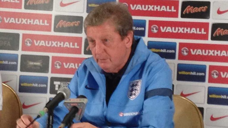 Roy Hodgson: England boss has suffered back-to-back home defeats