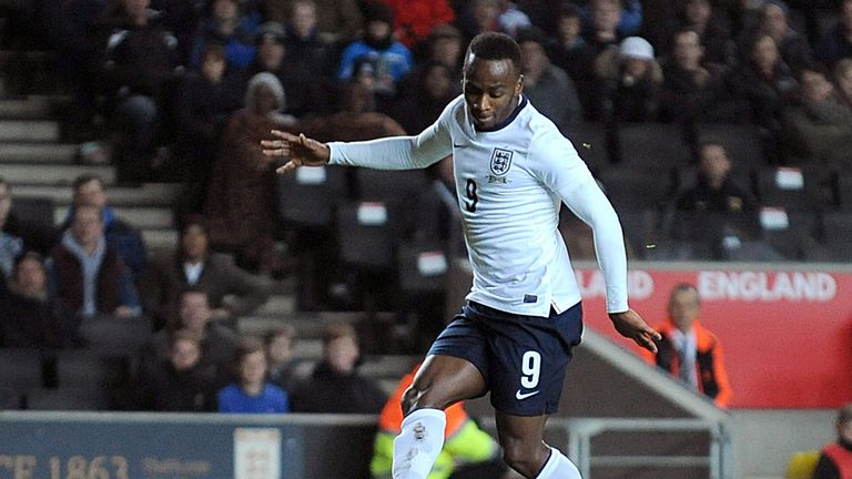 Saido Berahino: Has England hopes