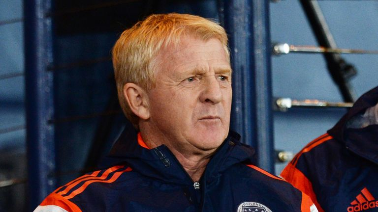 Strachan: Planning shake-up for Norway friendly