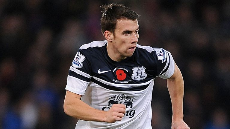 Seamus Coleman: Has been part of a settled Everton back four