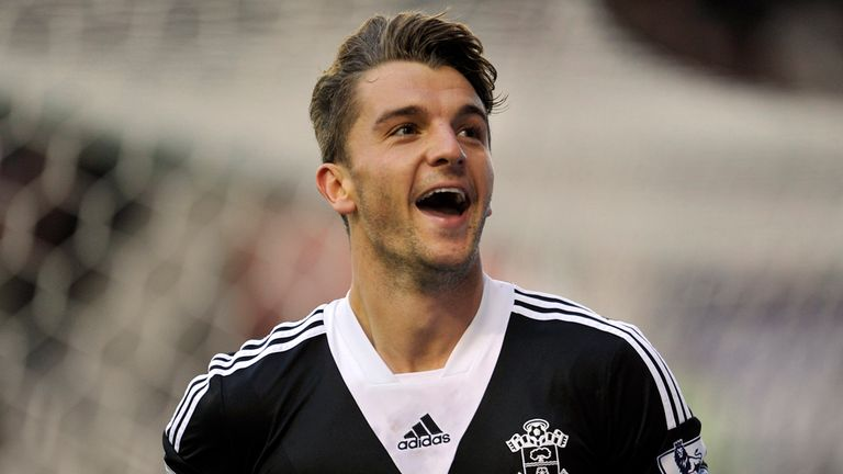 Jay Rodriguez: Southampton striker named in England squad