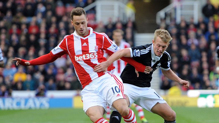 Marko Arnautovic: Has adjusted quickly to life in England