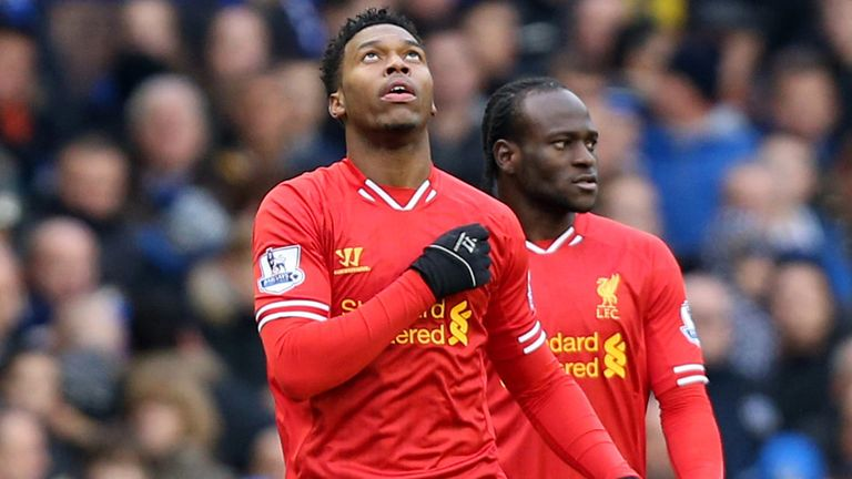Daniel Sturridge: Injury concern for Liverpool striker