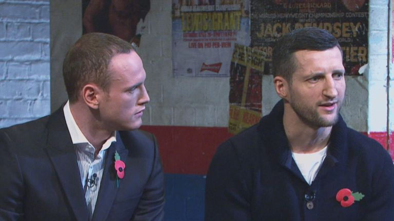 Groves' taunting of Froch on Ringside will live long in the memory