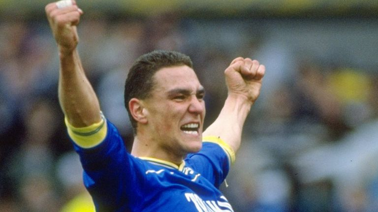 Vinnie Jones: Battling skin cancer
