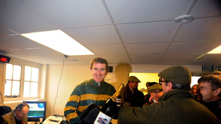Tony McCoy: Enjoyed a 'special' victory
