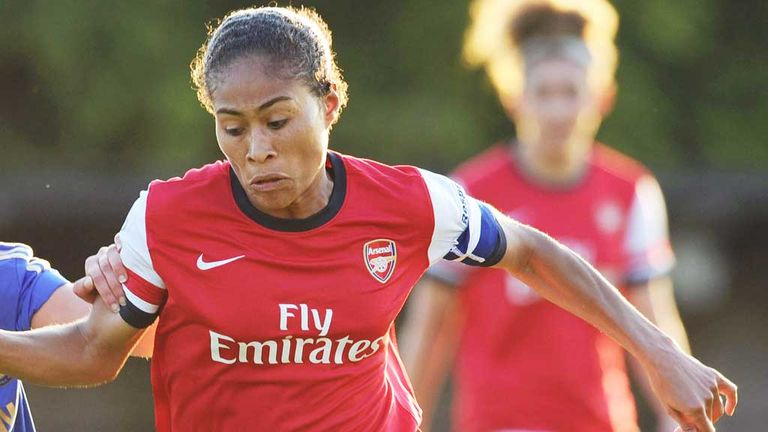 Rachel Yankey: A surprise omission from England squad