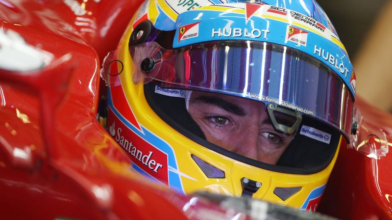 Fernando Alonso: Frustrated this season