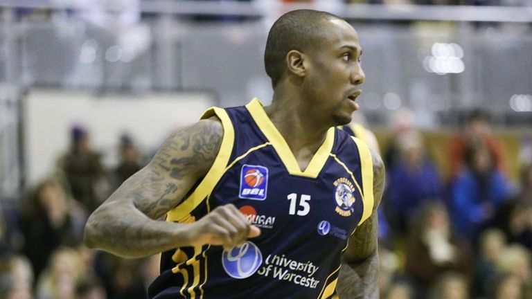 Alex Owumi: Scored 24 points as Worcester Wolves beat Birmingham Knights