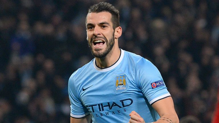 Alvaro Negredo: Ready to fight for his place in the Spain squad