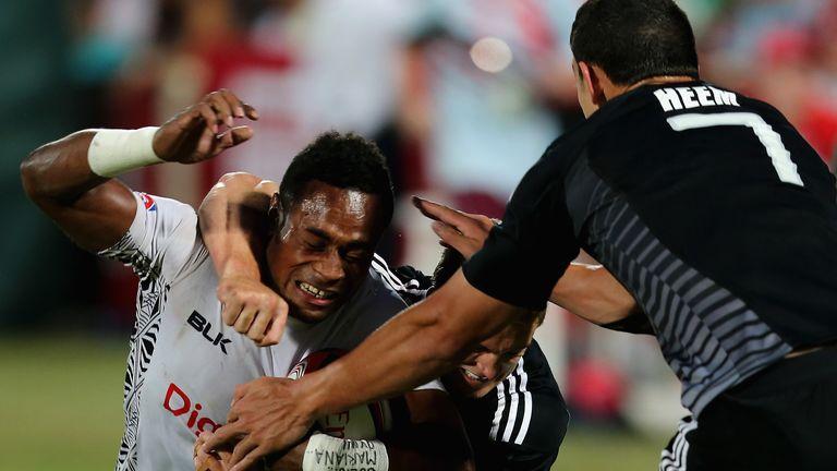 Benito Masilevu: Helped Fiji triumph in Dubai