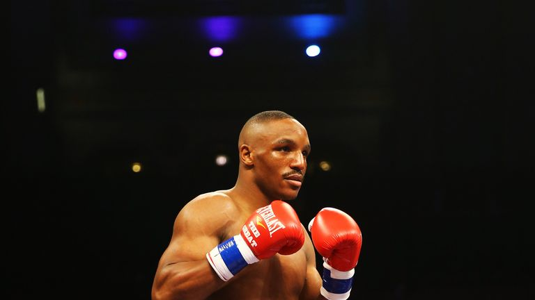 Devon Alexander: Should be a routine defence against Porter