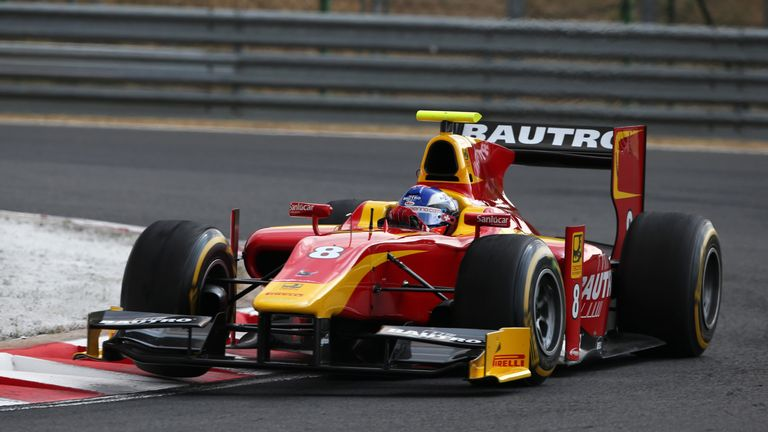 Fabio Leimer: 2013 GP2 champion