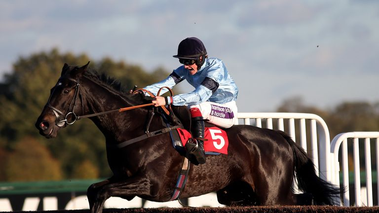 Bury Parade: Could be a likely type for the big handicap chase at Kempton