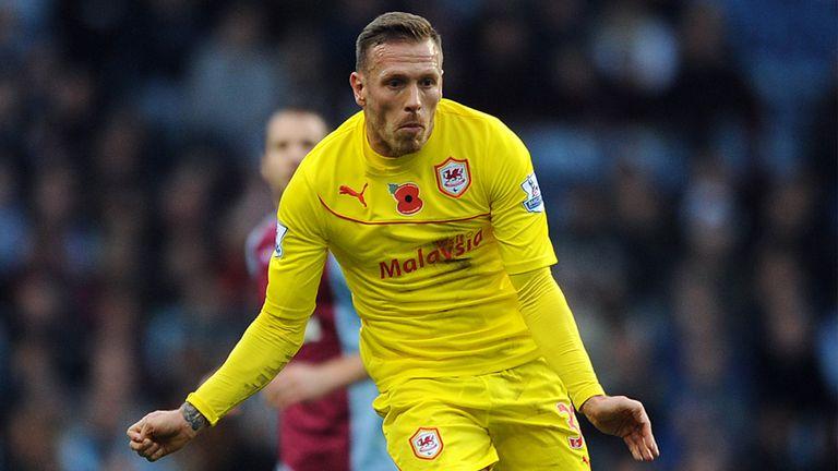 Craig Bellamy: Admits interest from Manchester United won him better deals