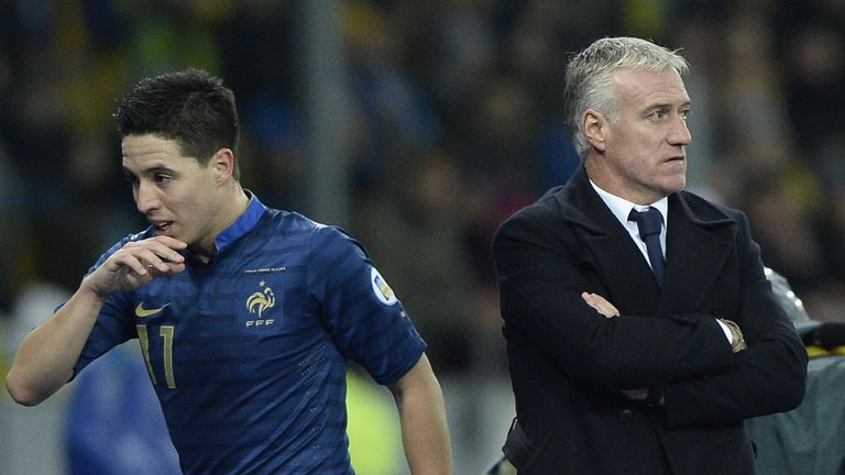 Didier Deschamps: Maintains hope that France can qualify
