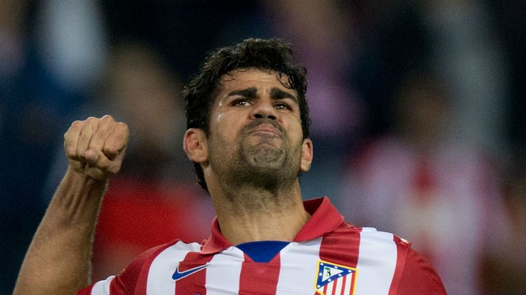 Diego Costa: Out of Spain friendlies