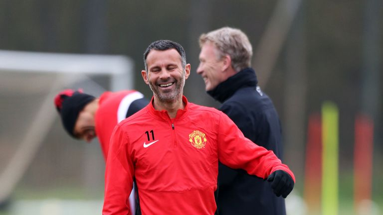 Ryan Giggs: Turns 40 on Friday