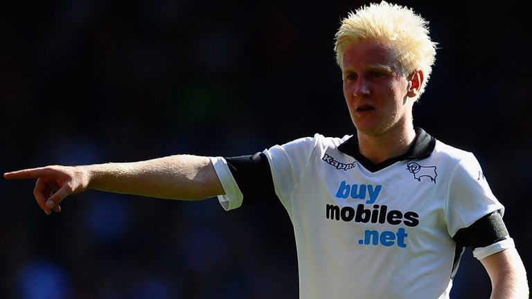 Will Hughes: Could face Nottingham Forest
