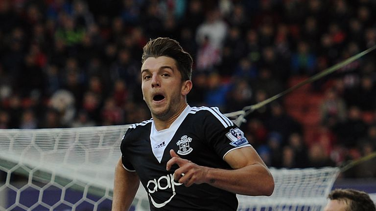 Jay Rodriguez: Southampton forward in line for England debut