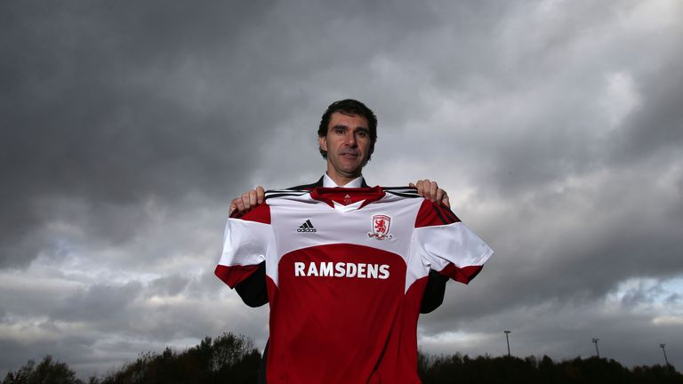 Aitor Karanka: Says results are the top priority for him