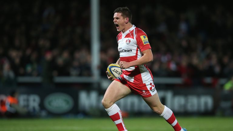 Gloucester remain in contract talks with in-demand fly-half Freddie Burns