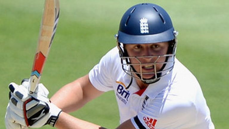 Gary Ballance: Notched half-cenury to boost his chances of call-up