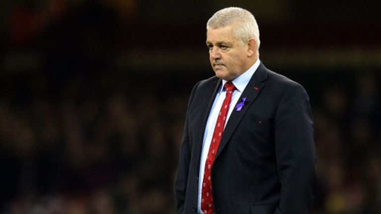 Warren Gatland: Boss looking to break historic pattern
