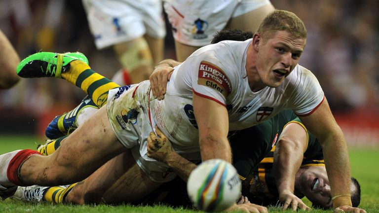 George Burgess insists England cope without his brother Sam