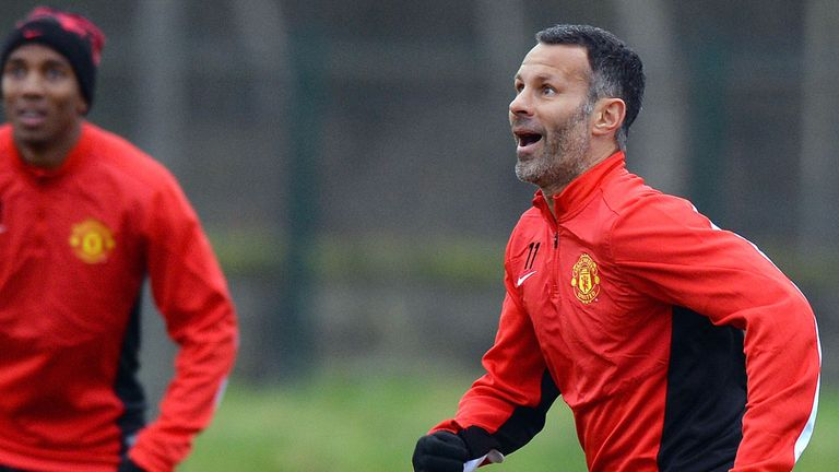 Ryan Giggs: Manchester United legend has turned 40