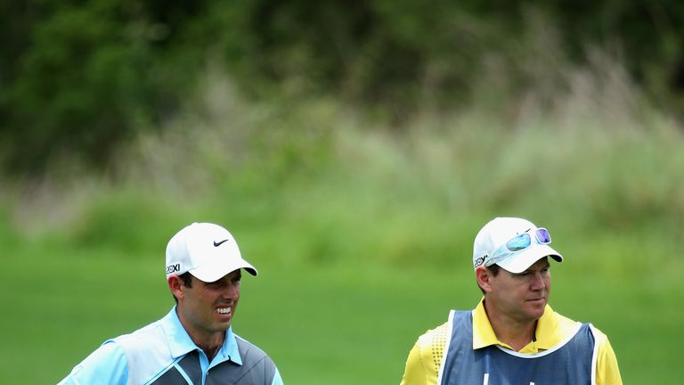 Charl Schwartzel: Tied for the lead after 36 holes