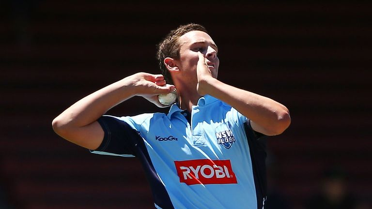 Josh Hazlewood: New South Wales quick sidelined by shin injury
