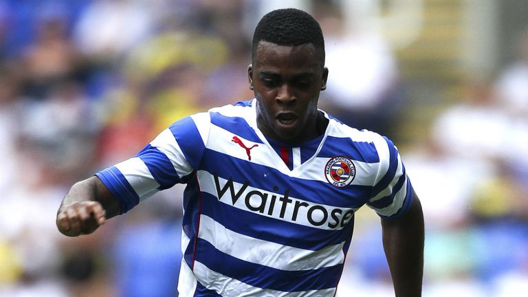Hope Akpan: Struggling for regular game time at Reading