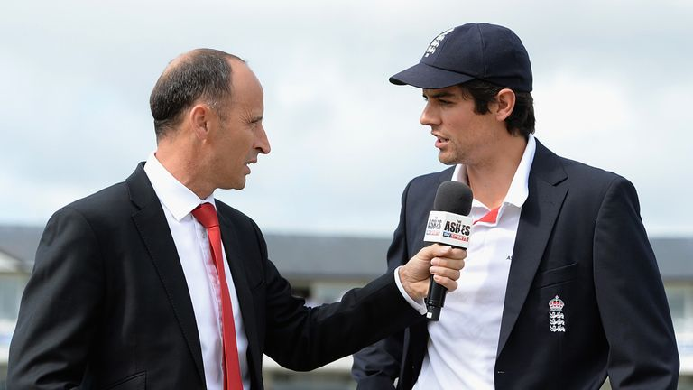 Nasser Hussain says Alastair Cook doesn't need to be imaginative against Australia