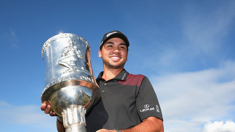 Jason Day: Australian secured first win on home soil at Royal Melbourne