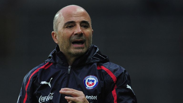 Jorge Sampaoli: Expects tough test against England