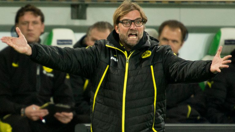 Jurgen Klopp: Missing his entire back four against Bayern Munich