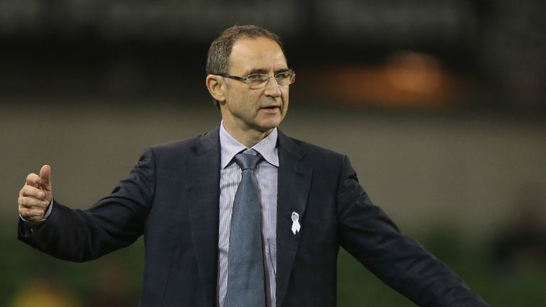 Martin O'Neill: Happy with his first two games in charge