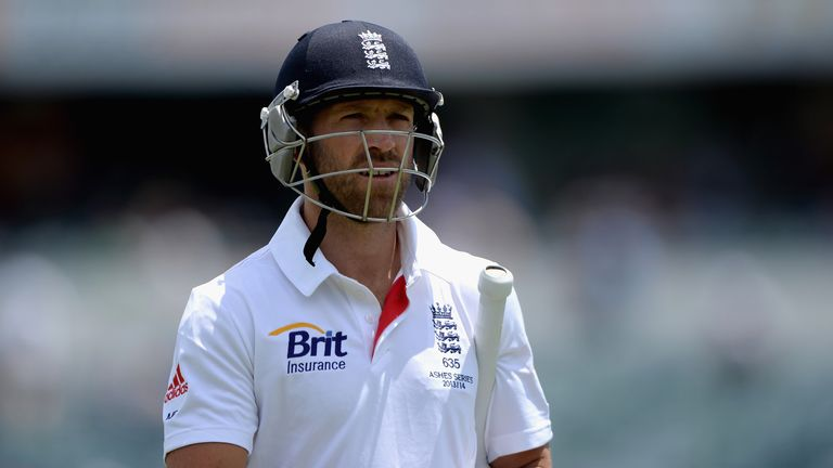 England vice-captain Matt Prior has been ruled out with a calf strain
