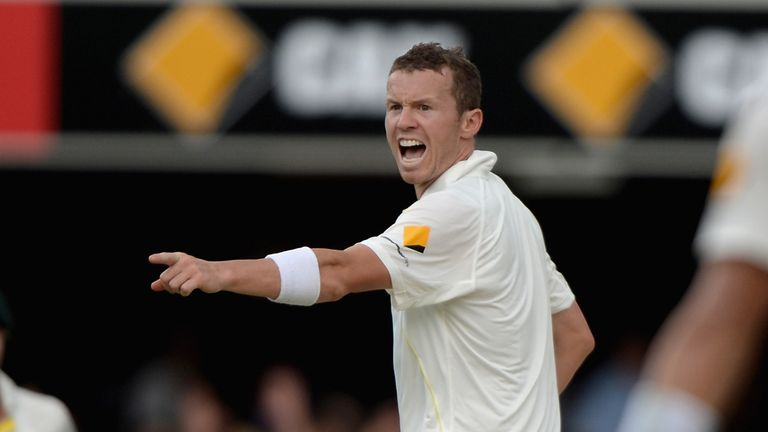Peter Siddle: Says James Anderson brought abuse on himself