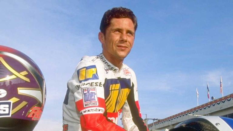 Doriano Romboni: Italian dies after crash