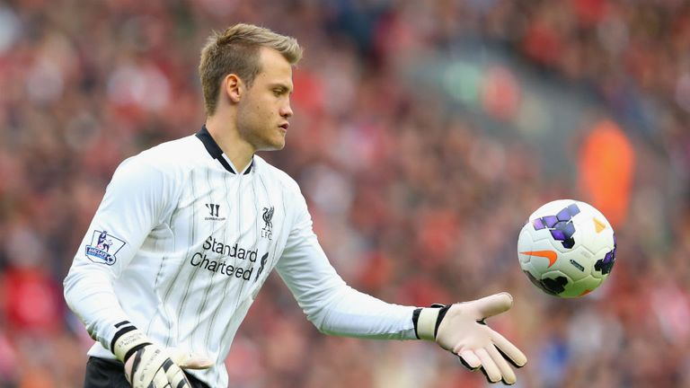 Simon Mignolet: Liverpool keeper will get chance