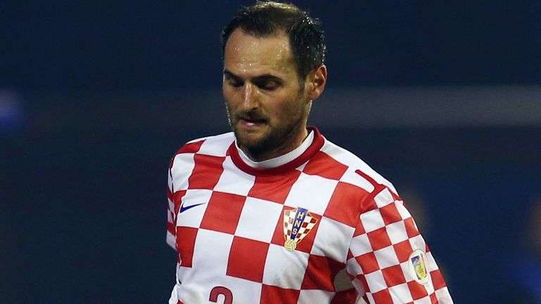 Josip Simunic: Denies any wrongdoing