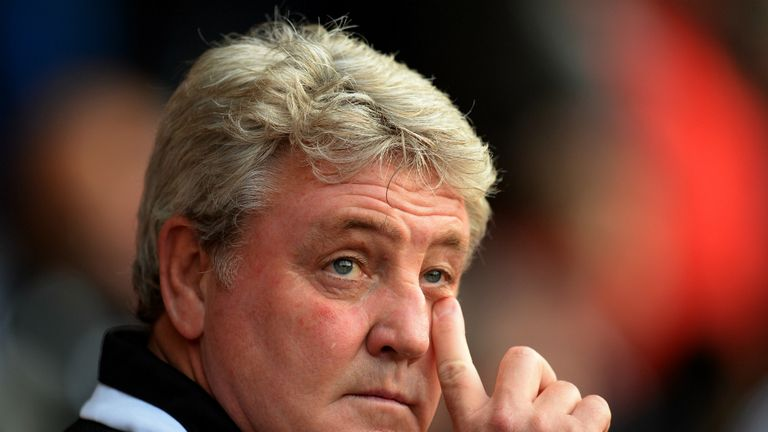 Steve Bruce: Another defeat on the road for Hull City