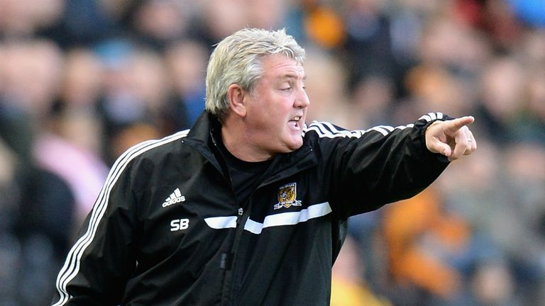 Steve Bruce: Keen to reach 20-point mark by Christmas