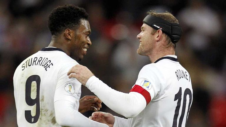 Sturridge and Rooney: An exciting partnership