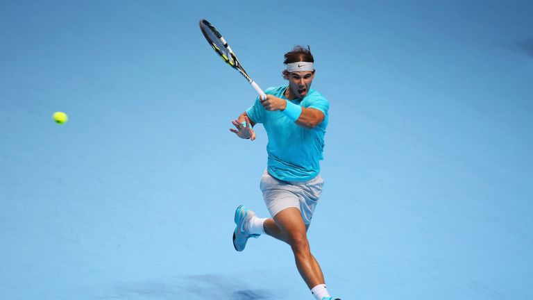 Rafael Nadal: back in Buenos Aires after lengthy absence
