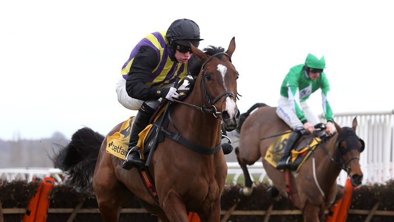 The Romford Pele: Might not run in the Plate