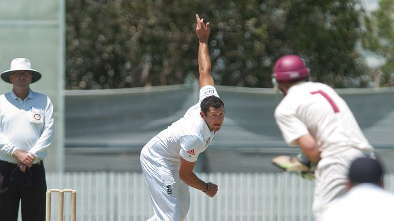 Tim Bresnan: pushed case for place in England's second Test team