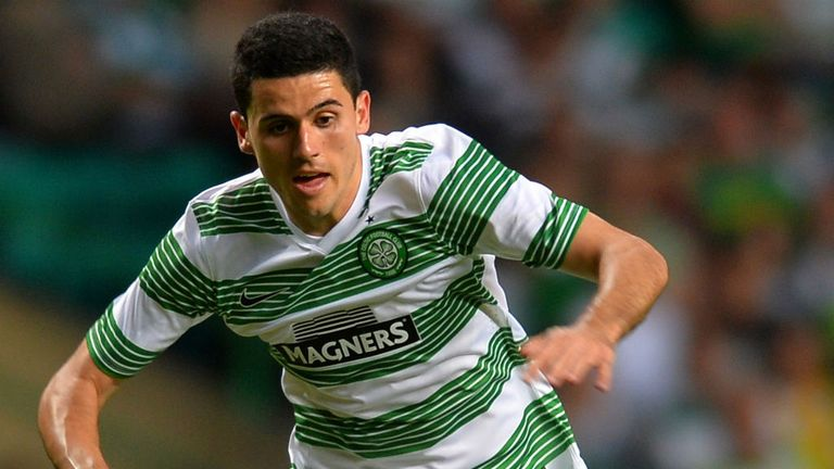 Tomas Rogic: Celtic midfielder has struggled to make an impact since his move from Central Coast Mariners